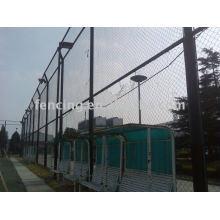 clôture en treillis métallique soudé haute sécurité