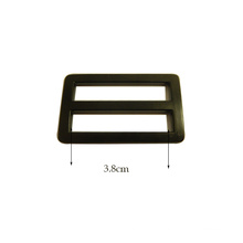 Factory Direct Sale Black Custom Made Zinc Alloy Buckle for Handbags