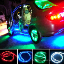 Светодиодный автомобильный светильник 12В / 24В с гибкой полосой DIP