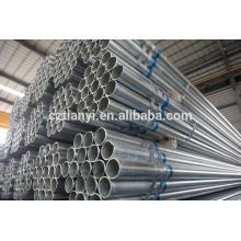 ASTM A53B tuyau en acier galvanisé à chaud