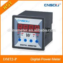 DM72-P 72 * 72 mm medidores de energia digital rf