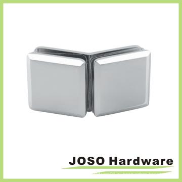 Стекло к стеклу 135 градусов Скошенный стеклянный зажим (BC302-135)