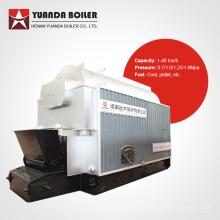 Machine de chaudière à eau chaude pour système de chauffage DZL