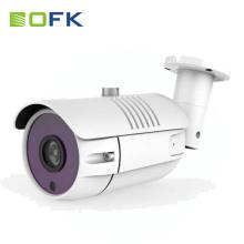 IMX291 H.265 IP POE Câmera bullet CCTV com gravação de voz