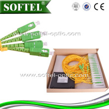 Made in China Gpon Mini Fiber Optic PLC Splitter