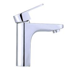 Diseñador monomando lavabo cromo