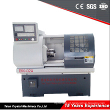 2018 Venda Quente CK6432A Muti-purpose Automático Horizontal CNC Turning Torno Machine Tool Mini