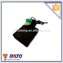 Китайский мотоциклетный CDI-блок с проводами