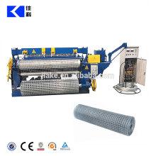 China totalmente soldada máquina de malha de arame em rolo