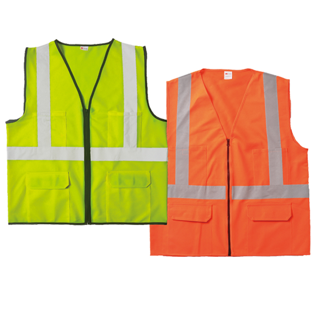 100% Polyester Safety Vest