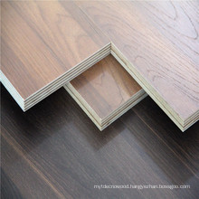 waterproof surface melamine paper coated plywood sheet for furniture
