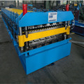 El más popular Trapezoide Roofing Sheet Roll Forming Machine