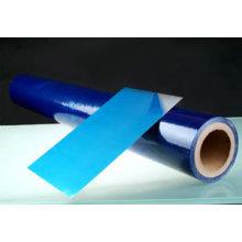Защитная синяя пленка для панели из нержавеющей стали