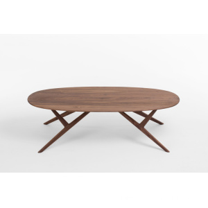 "FAS Walnut ""TREE LIMB"" Kaffebord"