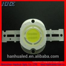 Diode LED blanche 5W avec la couleur blanche, 12V