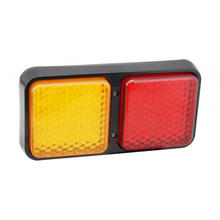 100% wasserdichte ADR Amber & Red Truck Lights