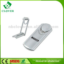 Book shaped foldable 1 led reading lamp for promotion