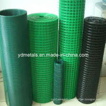 PVC Coated Welded Wire Mesh in Roll