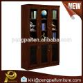 Luxury antique three doors filing cabinet design