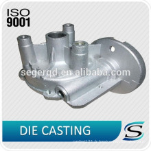 Moulage sous pression en aluminium à basse pression personnalisé
