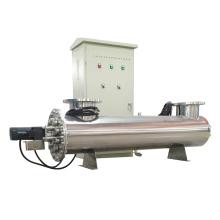 Sistemas UV de desinfecção das águas residuais da embarcação fechado industrial da efluência