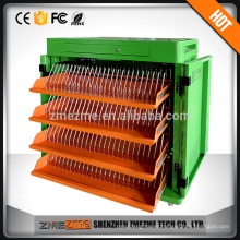 Multiple green Phone Charging Station/Charging Station Mobile Phone/Cell Phone Charging Station Lockers