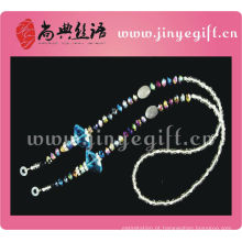 Acessório de moda Bling Sparkly Crystal Bead Glasses Cord