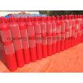 Hochdruck-Feuer-Kohlendioxid-Gas-Zylinder