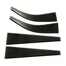 Construction Fastener Steel Curved Wedge