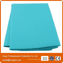 Polyester Non-Woven Fabric Cloth, Orange Color All Purpose Non-Woven Pet Drying Towel