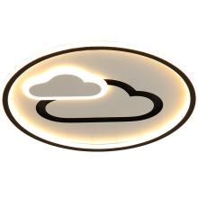 Runde LED-Deckenleuchte