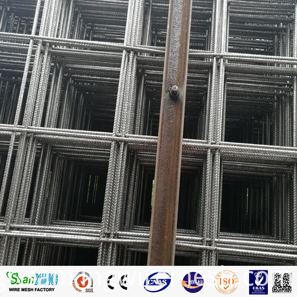 Steel Concrete Mesh