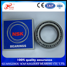 NSK Japan Taper Roller Bearing 32212 32218 32210 32217 32211 32205 32208 32224 Rolamento para a roda dianteira