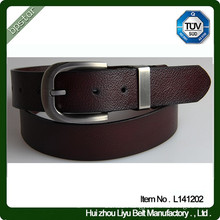 Trousers Leather Belt Man