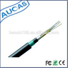 GYTA53 GYTA33 GYXTC8S GYTA GYFTY GYXTW cable de la fibra óptica / solo modo del multim duplex simplex cable óptico al aire libre