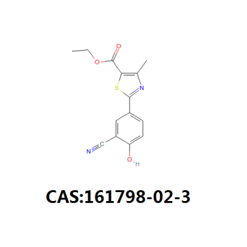 cas 161798-02-3 Febuxostat intermediate