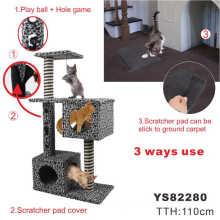 Deluxe Happy Pet Cat Tree House (YS82280)