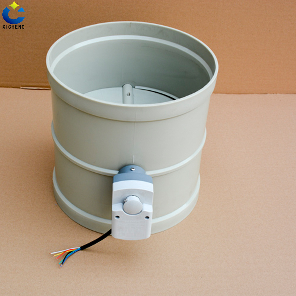 Pp anti-corrosion electric Automatic air valve
