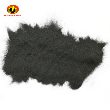 Абразивное сырье порошок черный плавленого глинозема для продажи