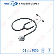 Estetoscópio de cardiologia de cabeça única Henso