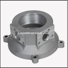 CNC que prende as peças de aço inoxidável para as peças da maquinaria.