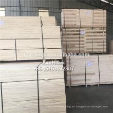 madera contrachapada de alta calidad del lvl del mejor precio para los muebles / la decoración
