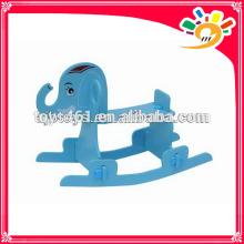rocking horse wooden decorative saddle for rocking horse