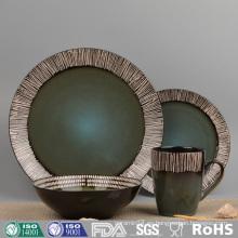 Set de vajilla de cerámica de alta calidad