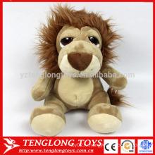 Производитель животное светодиодный плюш коричневая игрушка орангутанг