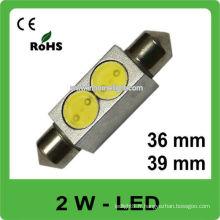 DC12V conduit des lampes de voiture lampe à dôme LED