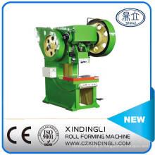 Machine automatique formant un rouleau de pressage hydraulique