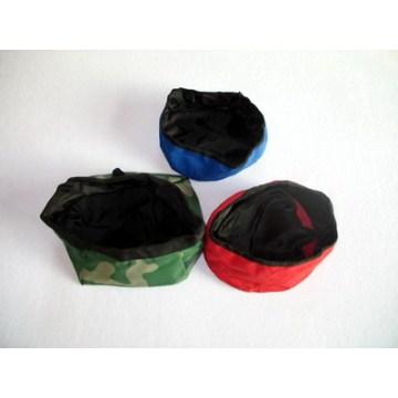 Pet Bowl Waterproof Portable Easy Clean Dog Bowl