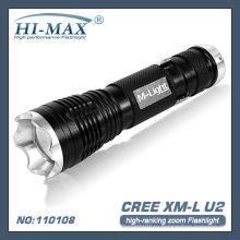 T6 LED zoom супер яркий фонарик
