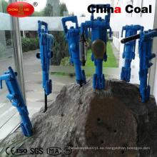 Martillo de martillo de taladro de roca neumático de mano Y24 Atlas Copco